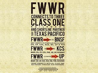 Fort Worth & Western Railroad (FWWR)
